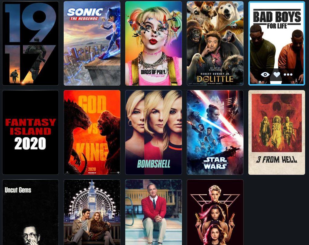 Winter 2019 2020 Movies Coming Soon Movies Movies Movies