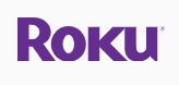 This image has an empty alt attribute; its file name is roku_logo.jpg
